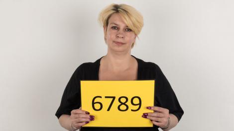 CzechCasting Mirka 6789