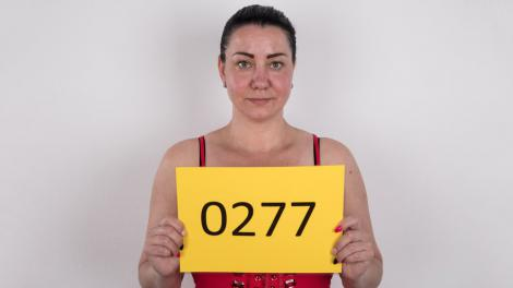 Czech Casting 0277 Zuzana