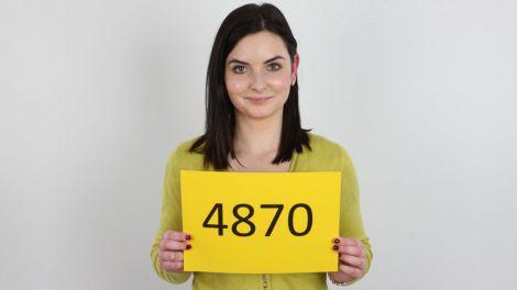 CzechCasting – Julie  4870  – 1.5.2017