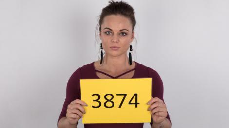 Czech Casting 3874 Tereza