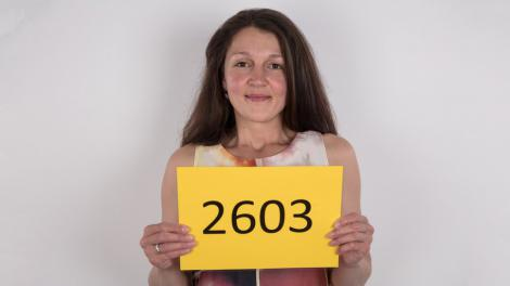Czech Casting Petra 2603